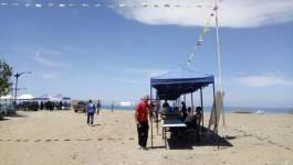 """Journée mondiale de nettoyage de fonds marins : opération """"océan propre"""" à Melbou"""