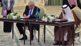 Trump et le roi Salmane signent pour plus de 380 milliards de dollars d'accords!