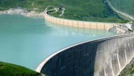 Pas de sécheresse, les barrages sont remplis d'eau, selon M. Necid