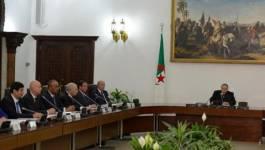Le texte intégral du Conseil des ministres