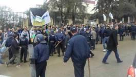 Les militants du MAK-Anavad violemment réprimés à Azazga (Vidéo)