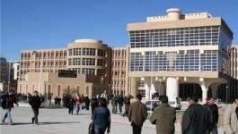 Plus de sciences politiques à l'université de Batna, désarroi des enseignants !