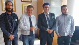 Situation au Rif: une délégation de l'AMA au Parlement européen