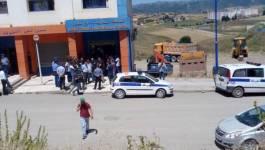 Le Snategs condamne l'ingérence de la police contre les grévistes de Sonelgaz