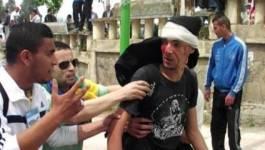 Les forces de répression redoublent de férocité en Kabylie
