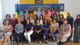 Les femmes démocrates du RCD se structurent