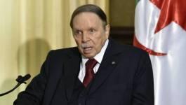 Où est le président Bouteflika ?