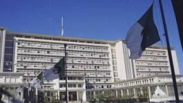 Le gouvernement Tebboune a-t-il besoin d'un porte-parole ?