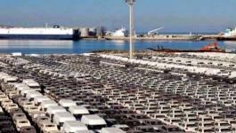 Véhicules de tourisme: les importations en hausse sur les 5 premiers mois 2017