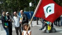 Le Rif, le Makhzen et… le drapeau marocain