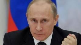 Vladimir Poutine a décidé l'expulsion de 755 diplomates américains