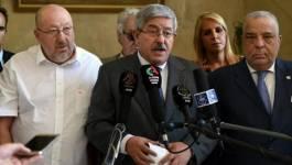 Ahmed Ouyahia renvoie la tripartite aux calendes grecques