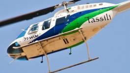 Crash d'un hélicoptère de Tassili Airlines : trois morts