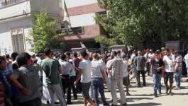 Tension aujourd'hui à Tiaret : les logements de la colère