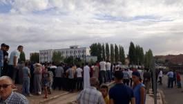 Urgent. Attentat-kamikaze contre le commissariat de Tiaret
