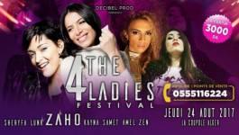 """Le flop du concert """"4 ladies"""" à la Coupole !"""