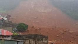 Plus de 320 morts dans des inondations au Sierra Leone