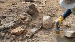 Découverte archéologique au Fort Taza dans la wilaya de Tissemsilt