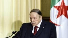 """Bouteflika souffrirait d'un """"stress extrême"""" et de """"fatigue"""""""