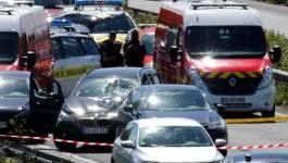 France : l'Algérien qui a foncé sur une patrouille de militaires neutralisé