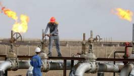 Le cours du pétrole en forte baisse à cause de l'essoufflement de la Chine