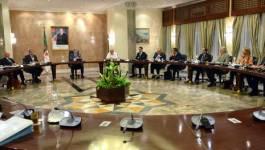 Le communiqué de la réunion entre le Gouvernement et ses partenaires économiques et sociaux