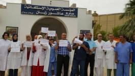 La colère des médecins monte depuis l'affaire de Djelfa