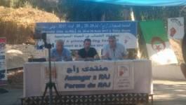 Le Raj a organisé son université d'été à Bejaia