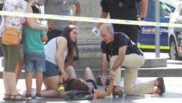 Trois Algériens parmi les blessés des attentats de la Catalogne