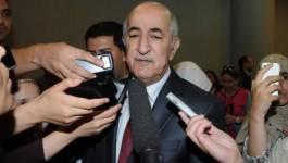 Abdelmadjid Tebboune chez Edouard Philippe, le Premier ministre français