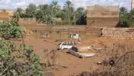 Inondations à Tamanrasset, canicule au nord de l'Algérie