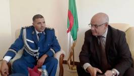 Fodhil Abdelhamid est le nouveau chef de sûreté de la wilaya de Tiaret