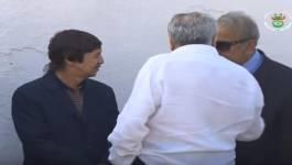 (Vidéo) L'ENTV met en avant Nacer et Saïd Bouteflika, lors des obsèques d'un moudjahid!