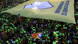 La Catalogne sous pression à la veille de son référendum d'indépendance