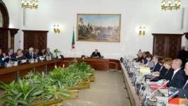 Le communiqué intégral du conseil des ministres