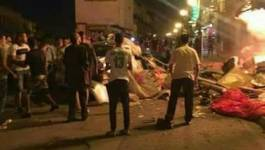 Un mort et trois blessés dans un incendie à Tiaret