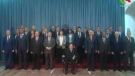 Conseil des ministres : 30 secondes de Bouteflika, puis, plus rien !