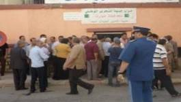 Remous dans les structures du FLN à Tiaret