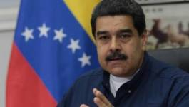 L'inexplicable visite de Nicolas Maduro à Alger !
