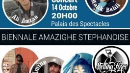 Biennale Amazighe-Stéphanoise et des musiques du monde à Saint-Etienne