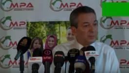 "Amara Benyounes: ""Ils demandent un coup-d'État médical contre Bouteflika""!"