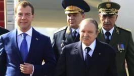 Dmitri Medvedev en visite officielle en Algérie à compter de lundi