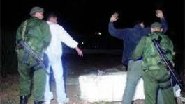 Deux individus interpellés avec des armes à feu à Talkhament (Batna)