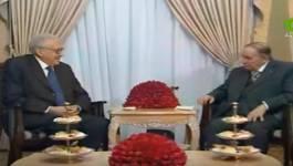 Rencontre médiatisée entre le retraité Lakhdar Brahimi et Bouteflika!