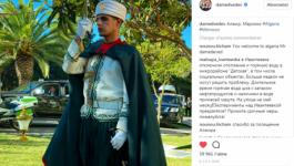Dmitri Mevedev publie les photos prises à Alger