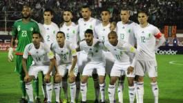 Classement de la FIFA : l'Algérie s'enfonce à la 67e place