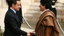 L'ancien président français Nicolas Sarkozy rattrapé par la justice