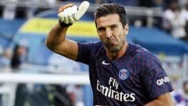 L'arrivée de Gianluigi Buffon en Ligue 1