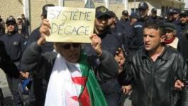 Protesta sociale : sale temps pour les législatives