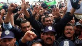 Sit-in des gardes communaux : le pouvoir bloque leur salaire